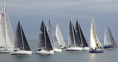 Beneteau 40.7 'Game Changer' Takes Top IRC Prize in Belfast Lough to Strangford Lough Race