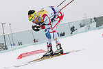 HOLMENKOLLEN, OSLO, NORWAY - March 16: Jason Lamy Chappuis of France (FRA) during the cross country 15 km (2 x 7.5 km) competition at the FIS Nordic Combined World Cup on March 16, 2013 in Oslo, Norway. (Photo by Dirk Markgraf)