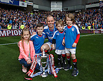Kenny Miller and family
