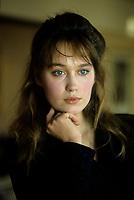 1988 File Photo - Marianne Basler, actress