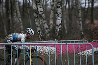 Eli Iserbyt (BEL/Marlux-Bingoal) <br /> <br /> U23 race<br /> GP Sven Nys 2018