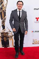 PASADENA, CA, USA - OCTOBER 10: Efren Ramirez arrives at the 2014 NCLR ALMA Awards held at the Pasadena Civic Auditorium on October 10, 2014 in Pasadena, California, United States. (Photo by Celebrity Monitor)
