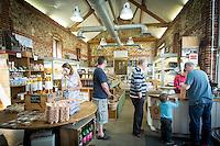 Inside a farm shop - Norfolk