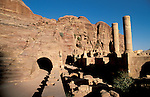 Jordan, Petra. The Nabatean Theatre&#xA;<br />