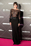 Adriana Ugarte attends to the award ceremony of the VIII edition of the Cosmopolitan Awards at Ritz Hotel in Madrid, October 27, 2015.<br /> (ALTERPHOTOS/BorjaB.Hojas)