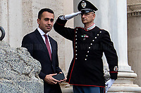 21.05.2018 - Waiting For The New Italian Prime Minister's Name - Outside Palazzo del Quirinale