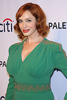 """HOLLYWOOD, LOS ANGELES, CA, USA - MARCH 21: Christina Hendricks at the 2014 PaleyFest - """"Mad Men"""" held at Dolby Theatre on March 21, 2014 in Hollywood, Los Angeles, California, United States. (Photo by Celebrity Monitor)"""