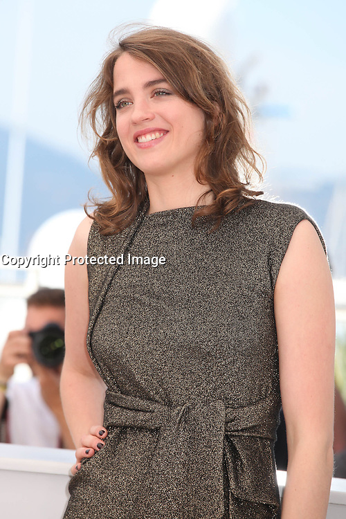 ADELE HAENEL - PHOTOCALL OF THE FILM 'LA FILLE INCONNUE' AT THE 69TH FESTIVAL OF CANNES 2016 , 19/05/2016.