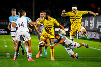201009 France Top 14 Rugby - Bayonne v La Rochelle