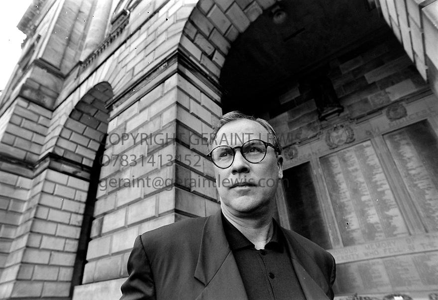 Robert Wilson, American Theatre and Opera  Director 8/93 CREDIT Geraint Lewis