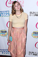 BEVERLY HILLS, CA, USA - AUGUST 09: Emily Mest at the DigiTour and Candie's Official Teen Choice Awards 2014 Pre-Party held at The Gibson Showroom on August 9, 2014 in Beverly Hills, California, United States. (Photo by Xavier Collin/Celebrity Monitor)