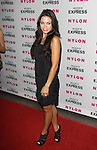 Jenna Dewan at the NYLON + EXPRESS AUGUST DENIM ISSUE PARTY held at The London in West Hollywood, California on August 10,2010                                                                               © 2010 Debbie VanStory / Hollywood Press Agency