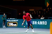 Rotterdam, The Netherlands, 12 Februari 2020, ABNAMRO World Tennis Tournament, Ahoy. Gael Monfils (FRA).<br /> Photo: www.tennisimages.com