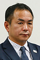Former JABF board member Yoshio Tsuruki speaks after chief resigns over misconduct allegations