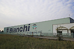Bianchi Factory, Treviglio, Italy. 30th September 2015.<br /> Picture: Eoin Clarke | Newsfile