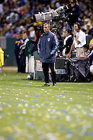 Colorado Rapids head coach Gary Smith. LA Galaxy defeated the Colorado Rapids 3-2 at Home Depot Center stadium in Carson, California on Sunday October 12, 2008. Photo by Michael Janosz/isiphotos.com