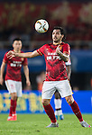 Ricardo Goulart of Guangzhou Evergrande in action during the Bayern Munich vs Guangzhou Evergrande as part of the Bayern Munich Asian Tour 2015  at the Tianhe Sport Centre on 23 July 2015 in Guangzhou, China. Photo by Aitor Alcalde / Power Sport Images