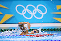 2012 Olympic Games - Swimming - Women's 200m Freestyle Semi-final