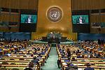 LOS general debate – 27 September<br /> <br /> PM<br /> <br /> Sakint Vincen