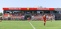 Illustration picture taken during an international friendly female soccer game between the national teams of Belgium , called the Red Flames U17 and the Netherlands on Wednesday 8th of September 2020  in Kalmthout , Belgium . PHOTO SPORTPIX.BE | SPP | SEVIL OKTEM