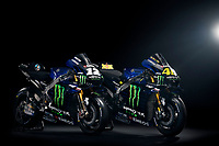 2019 MONSTER ENERGY YAMAHA MOTOGP TEAM PRESENTATION <br /> Yamaha YZR M1 <br /> 27/12/2018<br /> Foto Yamaha Press Office / Insidefoto <br /> Editorial Use Only