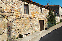 the small winery Bodega La Setera, DO Arribes del Duero spain castile and leon