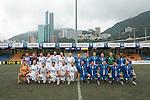 HKFC Chairman's Selectvs Discovery Bay during the Masters of the HKFC Citi Soccer Sevens on 20 May 2016 in the Hong Kong Footbal Club, Hong Kong, China. Photo by Lim Weixiang / Power Sport Images