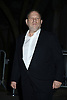 Harvey Weinstein arrives at the Vanity Fair Party for the 2014 Tribeca Film Festival on April 23, 2014 at the State Supreme Courthouse in New York, NY, USA