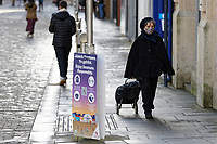 2020 12 02 Covid-19 Coronavirus pandemic, Swansea, Wales, UK