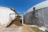 Cake clamp - Anaerobic Digestion