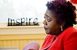 TORRINGTON, CT-122017JS15---Denise L. Clemons, Superintendent of Torrington Public Schools, talks about her first year running the district and the goals and challenges that lay ahead. <br /> Jim Shannon Republican-American