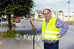Michael O'Mahony Rathmore who is participating in the charity walk in aid of the Air Ambulance