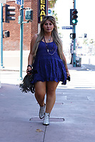 Arlene Moon spotted In Hollywood