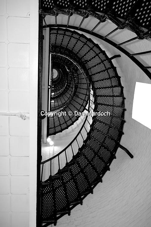 St. Augustine (Florida) Lighthouse stairway