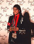 Michael Jackson 1989 American Music Awards