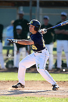 February 28, 2010:  Patrick (Pat) Biondi of the Michigan Wolverines during the Big East/Big 10 Challenge at Raymond Naimoli Complex in St. Petersburg, FL.  Photo By Mike Janes/Four Seam Images