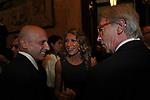 ALESSANDRO SALLUSTI CON MELANIA RIZZOLI E VITTORIO FELTRI<br /> PREMIO GUIDO CARLI - TERZA  EDIZIONE<br /> PALAZZO DI MONTECITORIO - SALA DELLA LUPA<br /> CON RICEVIMENTO  HOTEL MAJESTIC   ROMA 2012