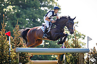 AUS-Christopher Burton rides Quality Purdy during the Cross Country for the CCI-S 4*. Final-6th. 2021 GBR-Bicton International Horse Trials. Devon. Great Britain. Sunday 13 June. Copyright Photo: Libby Law Photography