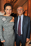 LUCA CERASI CON FEDERICA TITTARELLI<br /> CHARITY DINNER VILLA LETIZIA 2009 ORGANIZZATO DA EMMA BONINO