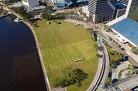 Downtown Jacksonville, FL   Geenspace Wells Fargo TIAA Bank Bank of America Humana VystarChamber of Commerce Visit Jacksonville  December 2020