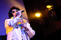 Dread Zeppelin in concert at Voodoo Lounge of Harrah's Casino in St. Louis on Jan 8, 2010.