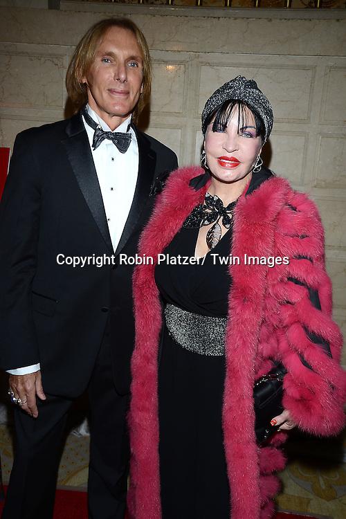 Loreen Arbus and Eduardo Donati attends the New York Landmarks Consevancy's 20th Annual Living Landmarks Celebration on November 14, 2013 at the Plaza Hotel in New York City.