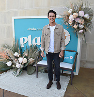 """BEVERLY HILLS, CA - MAY 26: Actor Timothy Granderos attends a special event for the Hulu original film """"Plan B"""" at L'Ermitage Beverly Hills on May 26, 2021 in Beverly Hills, California. (Photo by Frank Micelotta/HULU/PictureGroup)"""