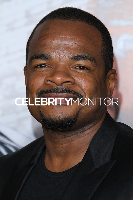 """HOLLYWOOD, CA - JANUARY 13: F. Gary Gray at the Los Angeles Premiere Of Universal Pictures' """"Ride Along"""" held at the TCL Chinese Theatre on January 13, 2014 in Hollywood, California. (Photo by David Acosta/Celebrity Monitor)"""