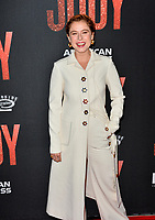 """LOS ANGELES, USA. September 20, 2019: Jessie Buckley at the premiere of """"Judy"""" at the Samuel Goldwyn Theatre.<br /> Picture: Paul Smith/Featureflash"""