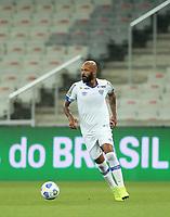 9th June 2021; Arena da Baixada, Curitiba, Brazil; Copa do Brazil, Athletico Paranaense versus Avai; Bruno Silva of Avai