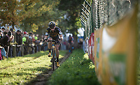 Lars van der Haar (NED/Telenet Baloise Lions)<br /> <br /> Elite & U23 Mens Race<br /> 42nd Superprestige cyclocross Gavere 2019<br /> <br /> ©kramon