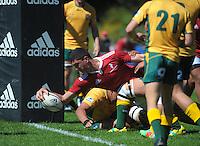 140930 Rugby - NZ Barbarians v Australia Schools