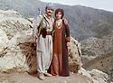Iraq 1979 .Azad Sagerma with his wife Maliha Kerim in Nawzang.<br /> Irak 1979.A Nawzang, Azad Sagerma avec sa femme Maliha Kerim