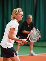 26-08-12, Netherlands, Amstelveen, Tennis, NVK, Mixed dubbels